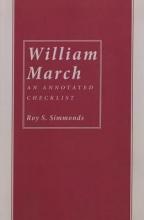 Simmonds, Roy S. William March