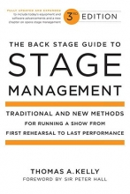 Thomas, Kelly A. The Back Stage Guide to Stage Management
