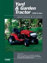 Penton Yard & Garden Tractor Service Manual- 1990 & Later, Vol. 3