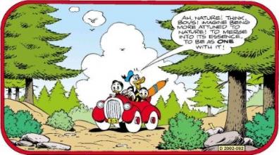 Van Horn, William Walt Disney`s Comics & Stories #657