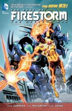 Jurgens, Dan The Fury of Firestorm the Nuclear Men 3