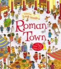 Mason, Conrad Look Inside Roman Town