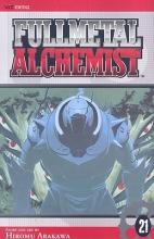 Arakawa, Hiromu Fullmetal Alchemist 21