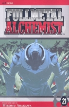 Arakawa, Hiromu Fullmetal Alchemist, Volume 21
