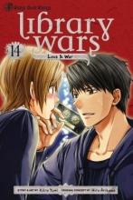 Library Wars Love & War 14