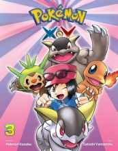 Kusaka, Hidenori Pokemon X-Y, Vol. 3