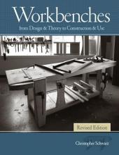 Schwarz, Christopher Workbenches Revised Edition