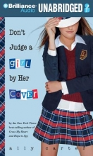 Carter, Ally Don`t Judge a Girl by Her Cover