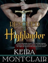 Montclair, Keira Rescued by a Highlander