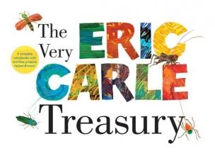 Eric,Carle Very Eric Carle Treasury