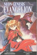 Sadamoto, Yoshiyuki,   Burke, Fred,   Horn, Carl Gustav Neon Genesis Evangelion 4