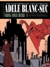 Tardi, Jacques The Extraordinary Adventures of Adele Blanc-Sec