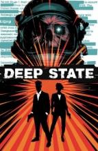 Jordan, Justin Deep State, Volume 1