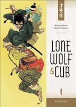 Koike, Kazuo Lone Wolf & Cub Omnibus 4
