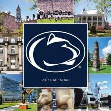 Penn State University 2017 Calendar