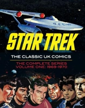 Lindfield, Harry,   Balkie, Jim Star Trek The Classic Uk Comics 1