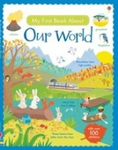 Brooks, Felicity My First Book About Our World