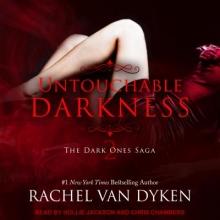 Dyken, Rachel Untouchable Darkness