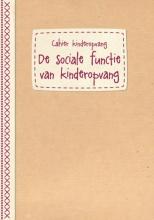 Lief Vandevoort Lien Libin, De sociale functie van kinderopvang