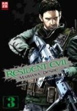 Serizawa, Naoki Resident Evil 03