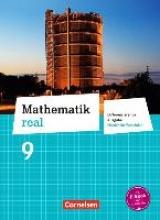 Cornetz, Elke,   Koullen, Reinhold,   Hecht, Wolfgang Mathematik real 9. Schuljahr Schülerbuch. Differenzierende Ausgabe Nordrhein-Westfalen