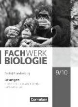 Pohlmann, Anke,   Tessendorf, Lysann,   Wehser, Adria Fachwerk Biologie 9./10. BN BB Lös.