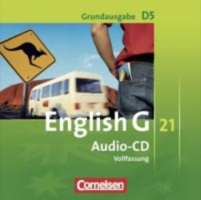 Schwarz, Hellmut English G 21. Grundausgabe D 5. Audio-CDs