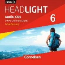 ,English G Headlight Band 6: 10. Schuljahr- Allgemeine Ausgabe - Audio-CDs (Vollfassung)