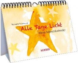 Niemeyer, Susanne Alle Tage Licht - Mein Adventskalender