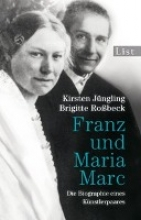 Jüngling, Kirsten Franz und Maria Marc