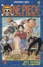 Oda, Eiichiro One Piece 12. Der Anfang der Legende