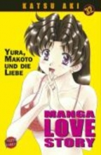 Aki, Katsu Manga Love Story 32