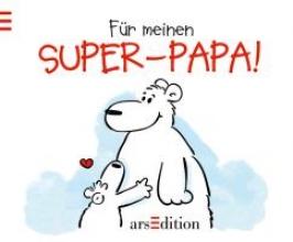 Fr meinen Super-Papa!