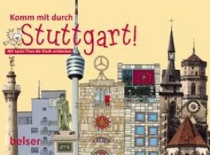 Scheitler, Ute Komm mit durch Stuttgart!