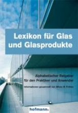 Fröhler, Alfons W. Lexikon fr Glas und Glasprodukte