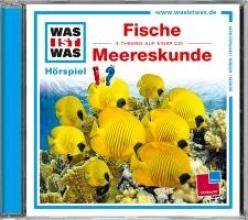 Haderer, Kurt Was ist was Hörspiel-CD: FischeMeereskunde