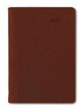 Taschenkalender 2016 PVC rot