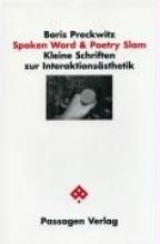 Preckwitz, Boris Spoken Word & Poetry Slam