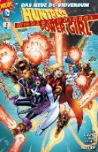 Levitz, Paul Worlds` Finest: Huntress & Power Girl 02