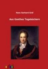 Aus Goethes Tagebchern