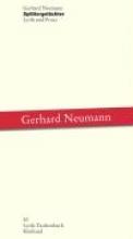 Neumann, Gerhard Splittergel?chter