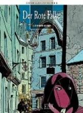 Cothias, Patrick Der Rote Falke 01. Die rote Maske