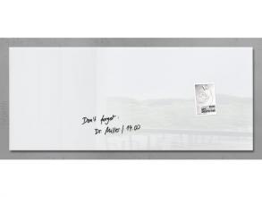 , glasmagneetbord Sigel Artverum 1300x550x15mm superwit