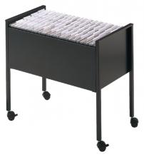 , Hangmappentrolly Durable Economy 80 A4 zwart