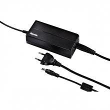 , Adapter Hama notebook universeel 15-24V 70W zwart