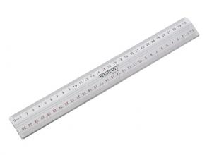 Ac-e10112 , Snijliniaal westcott 30cm met anti-slip