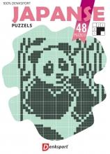 , Denksport puzzelboek Japanse puzzels