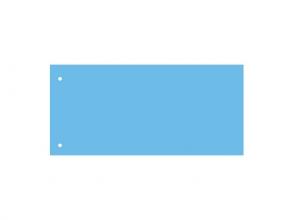 , Scheidingsstrook Kangaro smal 240x105mm 180gr blauw