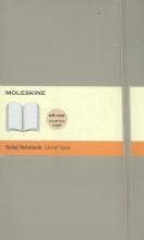 Moleskine Classic Colored Notebook, Large, Ruled, Khaki Beige