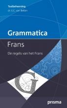 E.C. van Bellen , Grammatica Frans